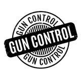 Reglementierung von Waffenbesitz-Stempel Stockfoto