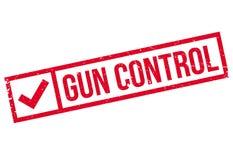 Reglementierung von Waffenbesitz-Stempel Stockfotos