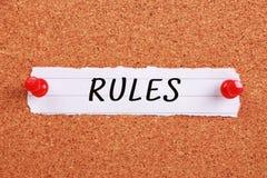 regler royaltyfria foton