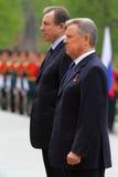 Regler der Moskau-Region Boris Gromov Stockfoto