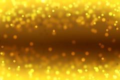 Regn av ljusjulbakgrund royaltyfria bilder