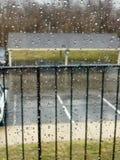 regn royaltyfria bilder