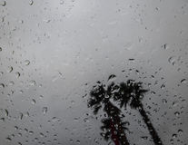 Regna dag Royaltyfri Bild