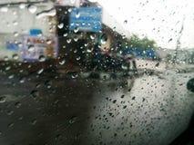 Regna tappar Arkivfoto