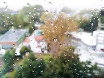Regna tappar Arkivfoton