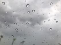 Regna tappar Royaltyfri Foto