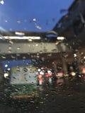 Regna tappar Royaltyfri Bild