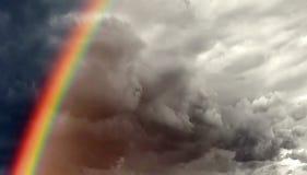 regnbåge Royaltyfri Bild