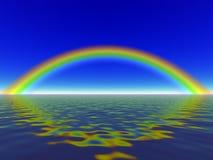 regnbåge Fotografering för Bildbyråer