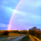 regnbåge Royaltyfria Foton