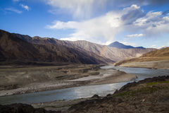 Regnbågeplats i Pakistan Royaltyfria Foton