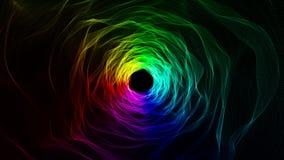 Regnbågesilke lager videofilmer