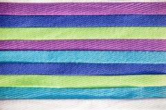 Regnbågetextur Arkivfoto