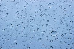 Regndroppeexponeringsglas Royaltyfri Bild