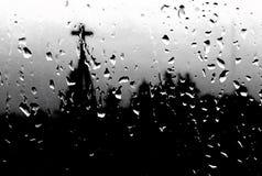 Regnen des Glaubens Lizenzfreie Stockfotos