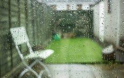 Regnen Sie Tropfen Lizenzfreie Stockbilder