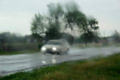 Regnerisches Wetter Lizenzfreies Stockbild