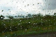 Regnerisches Wetter Lizenzfreies Stockfoto