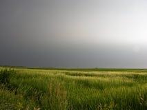 regnig dag Arkivfoto