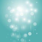 Regnig säsong - abstrakt bokehbakgrund för vektor Royaltyfria Foton