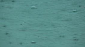 Regnigt. stock video