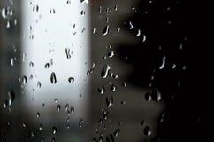 Regnigt lynne Royaltyfria Foton