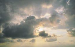 Regno del cielo Fotografia Stock Libera da Diritti
