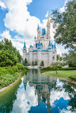 Regno di magia di Disney Fotografia Stock Libera da Diritti