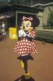 Regno magico del mondo del Disney - mouse di Minnie Fotografie Stock Libere da Diritti