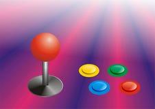 Regolatore del gioco Immagine Stock