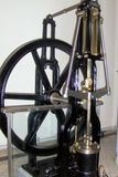 Regolatore nel museo tecnico in Munchen (Technische Muzeum Munchen) Fotografia Stock