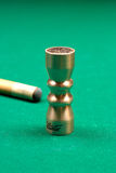 Regroupement de billards Photographie stock libre de droits