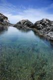 Regroupement de marée dans Maui photo libre de droits