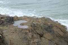 Regroupement de roche Photo stock