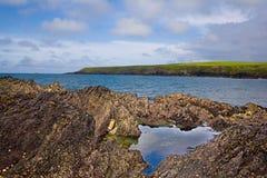 Regroupement de roche Photo libre de droits