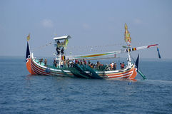 Regulación de Indonesia Maritimes Fotos de archivo libres de regalías