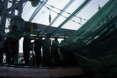 Regulación marítima de Indonesia Fotos de archivo