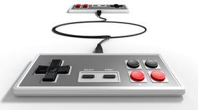 Regulador Competition del juego del vintage Foto de archivo
