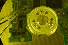 Regulador de disco Foto de archivo libre de regalías