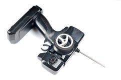 Regulador del coche del juguete fotografía de archivo libre de regalías