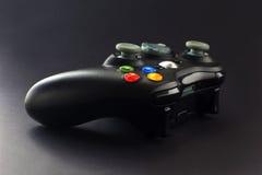 Regulador del juego video Imágenes de archivo libres de regalías