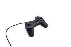 Regulador del juego video aislado encendido Imagen de archivo