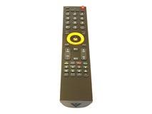 Regulador del telecontrol de la TV Imagen de archivo libre de regalías