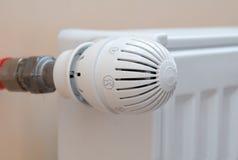 Regulador do radiador Imagem de Stock Royalty Free