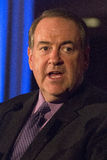 Regulador Mike Huckabee da personalidade de Fox News Fotografia de Stock