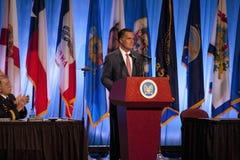 Regulador Mitt Romney imagens de stock