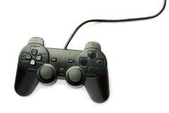 Regulador negro del juego Imagenes de archivo