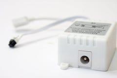 Regulador para las tiras del RGB LED Imagen de archivo libre de regalías