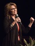 Regulador Sarah Palin de Alaska fotografia de stock