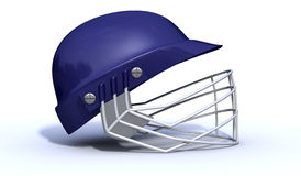 Cricket Helmet  Side Stock Image